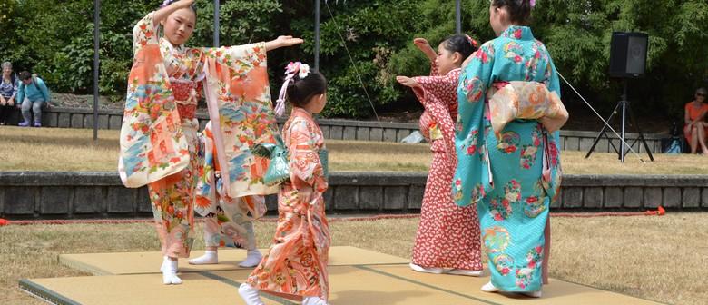Japan Spring Festival