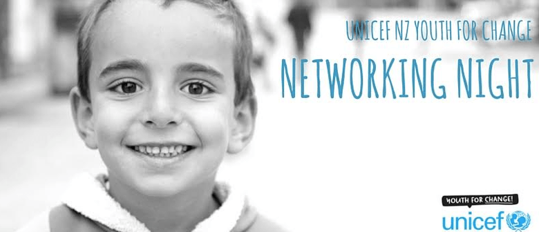 Unicef NZ Youth for Change Networking Night