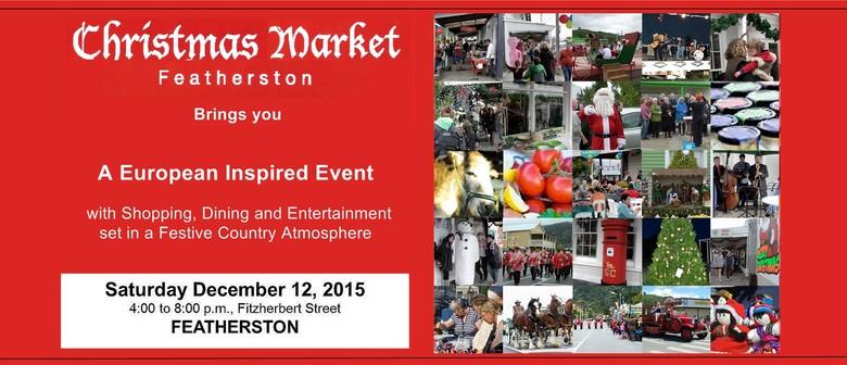 Featherston Christmas Market
