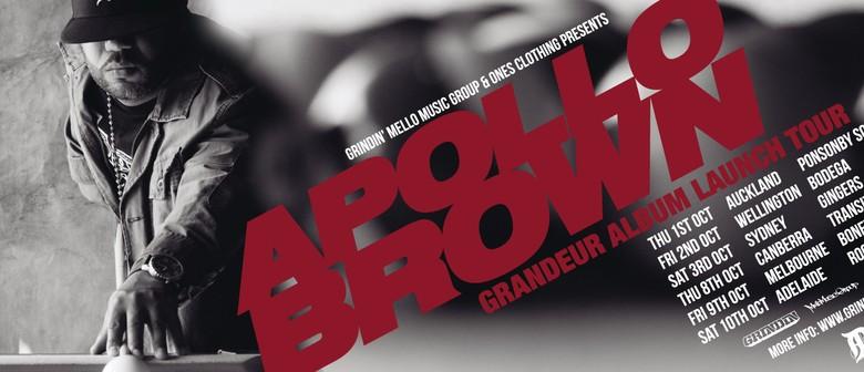 Apollo Brown (USA)