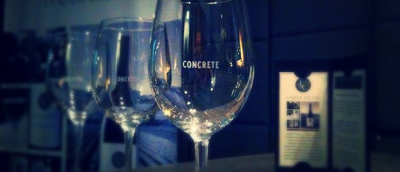 Concrete Bar Presents Wine Of the Month Tasting