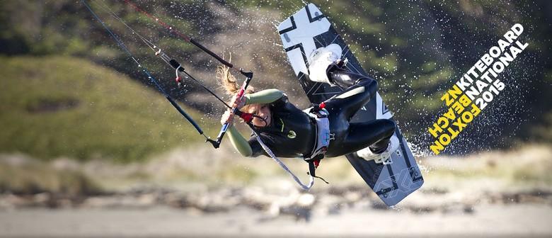 NZ Kiteboard Nationals 2015