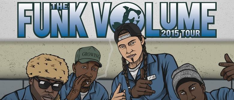 Funk Volume Tour ft Hopsin, Dizzy Wright, Jarren Benton
