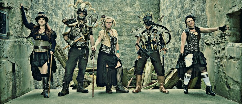 The Steampunk Soiree