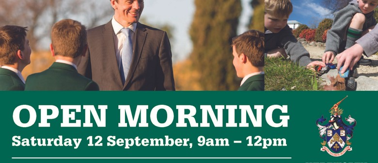 Hereworth Open Morning