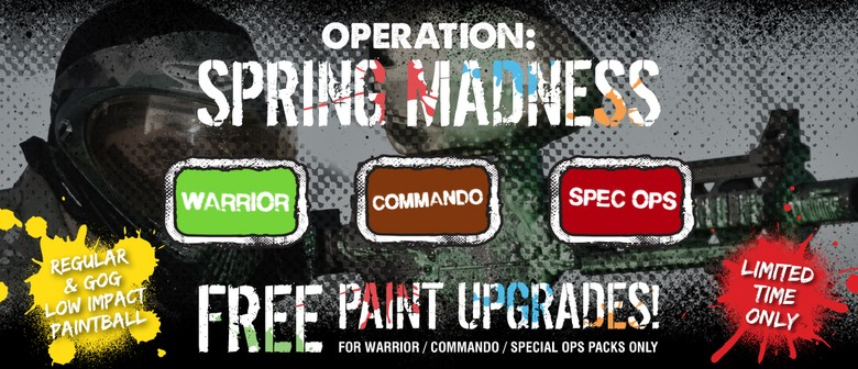 Operation Spring Madness