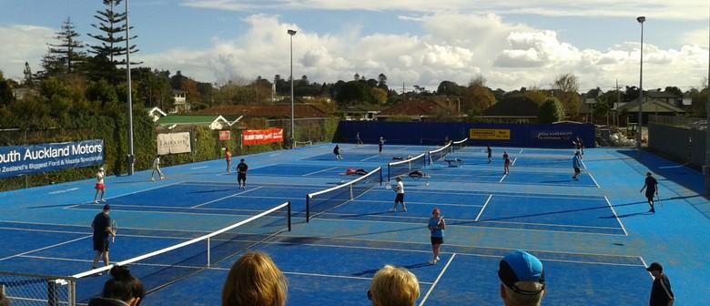 Tennis Open Day