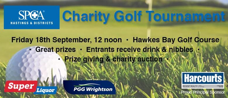 Hastings SPCA Charity Golf Tournament