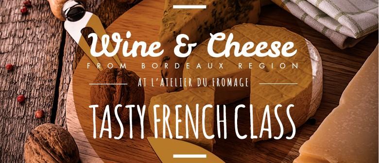 Wine and Food Week - Wine and Cheese Tasting