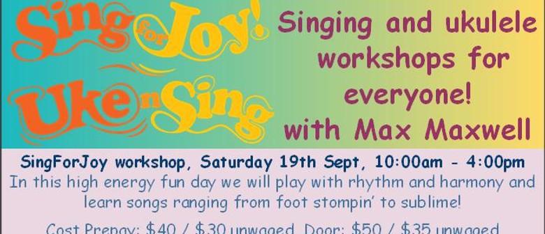 SingForJoy Workshop