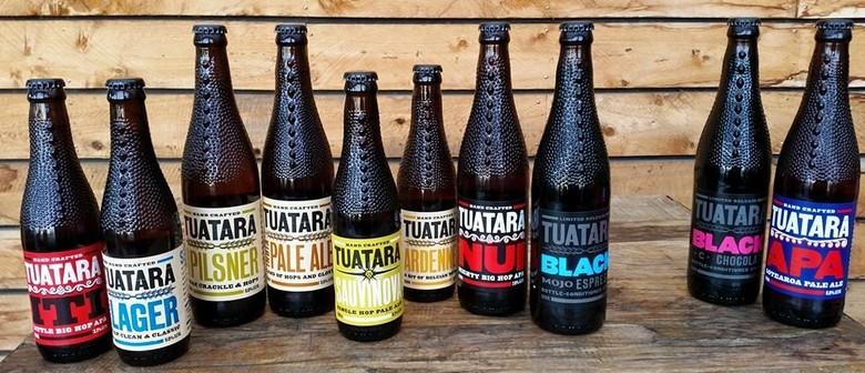 Meet the Brewer Tuatara