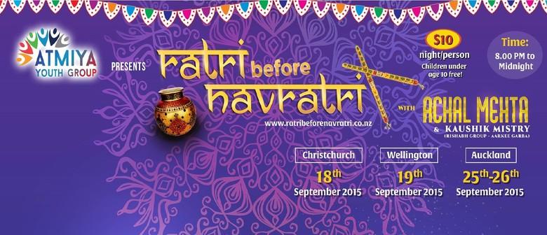 Ratri Before Navratri