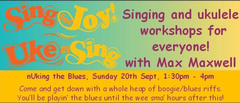 Ukulele Blues and Boogie Workshop