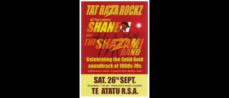 NZ Pop Legend Shane