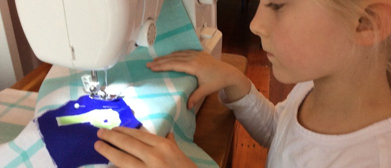 Sew Much Fun: Sewing for Children Aged 5 - 12 Years Old