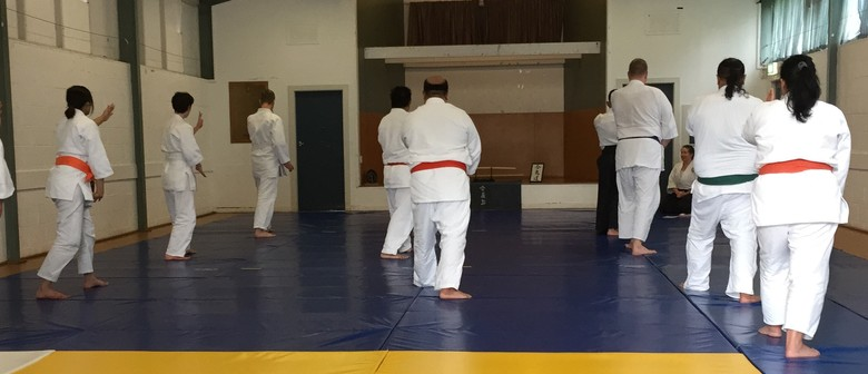 Aikido - Excercise and Self Defence (adults beginner class)