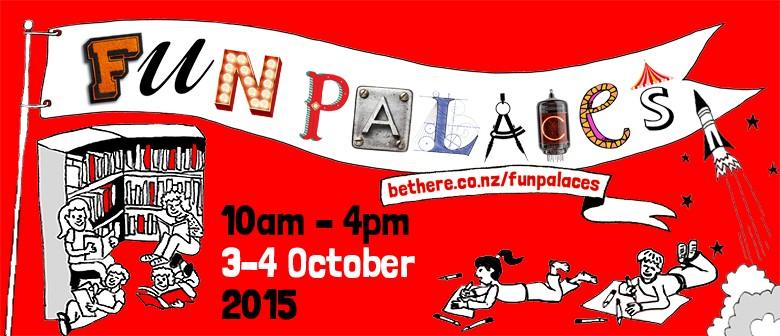 Fun Palaces - Minecraft