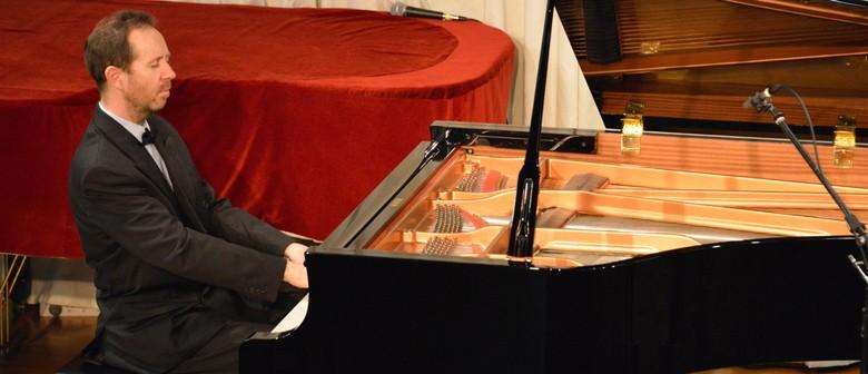 Piano Recital - French Pianist JF Robert