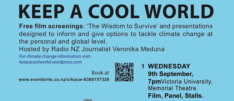 The Wisdom to Survive Free Film Screening & Panel Discussion
