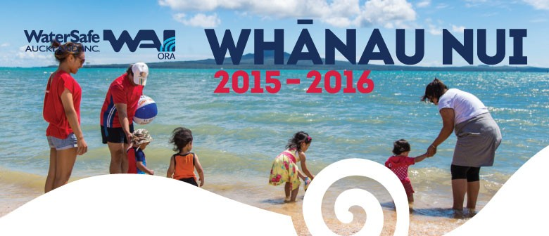 Whānau Nui Free Water Safety and Aquatic Competence Lessons