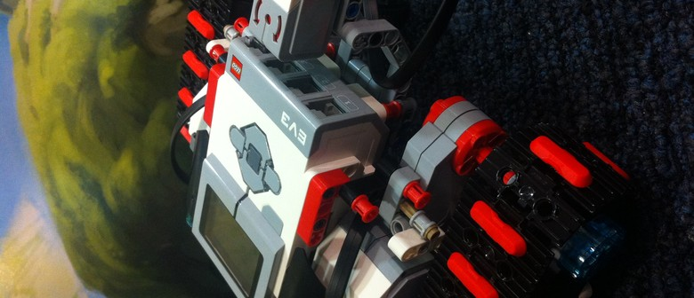 Lego Mindstorms for Super Beginners