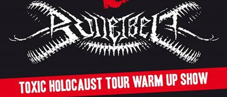 Bulletbelt Tour Warmup Show