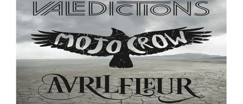 Avril Fleur - Valedictions - Mojo Crow