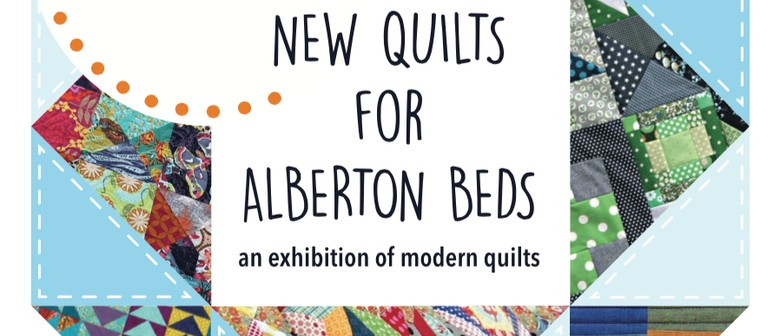 New Quilts for Alberton Beds