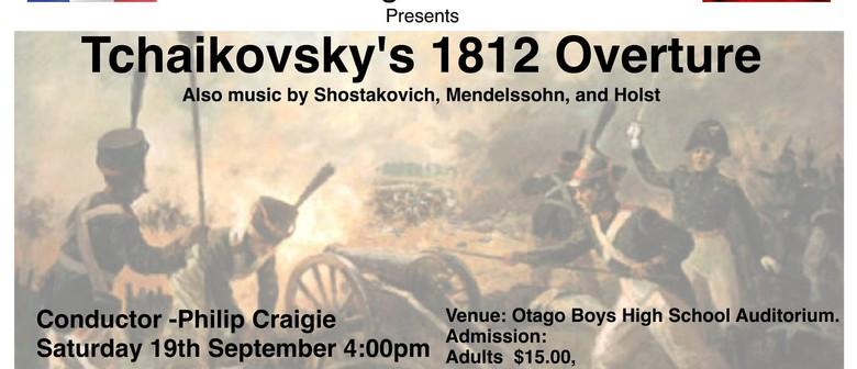 Tchaikovsky's 1812 Overture