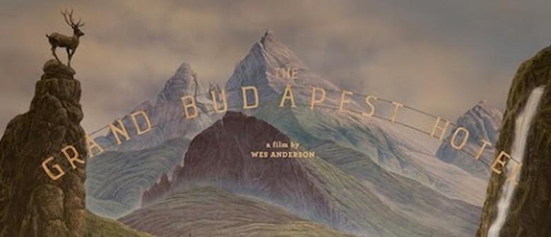 Rebuild Nepal Film Fundraiser – The Grand Budapest Hotel