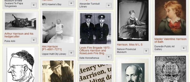 DigitalNZ For Family Historians