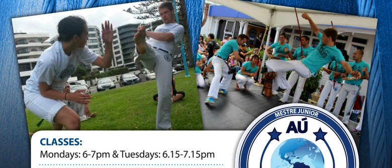 Capoeira in the Bay