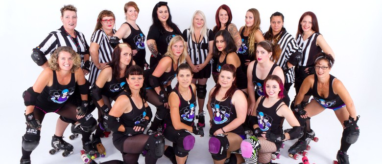 Rotorua Roller Derby's Info Night & Skate with Us session