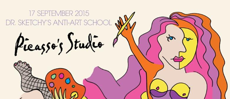 Dr. Sketchy's Anti-Art School: Picasso's Studio