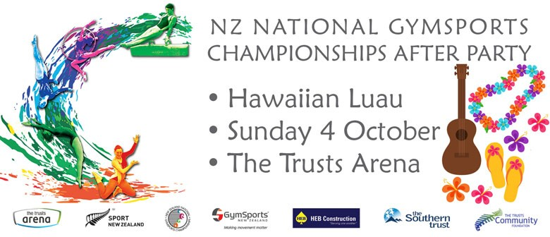 NZ National GymSports Championships After Party