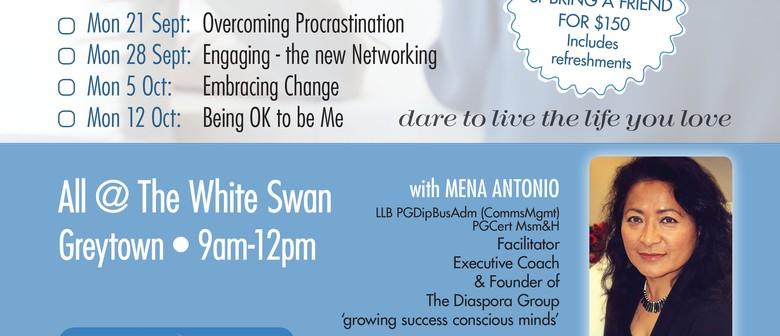 Seriously Snappy Seminar 1 - Overcoming Procrastination