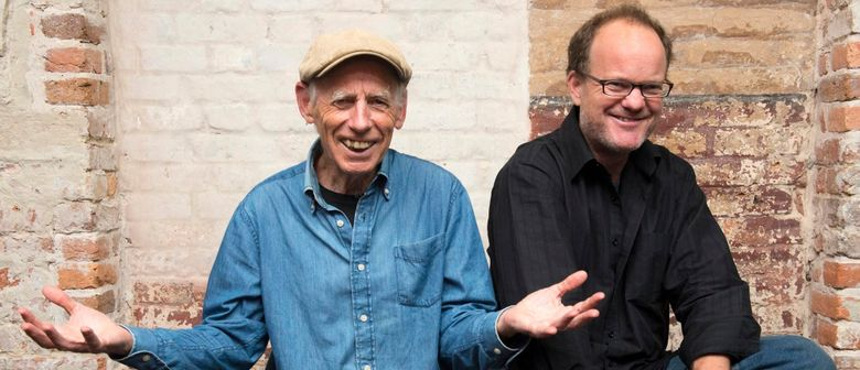 Creative Jazz Club: Mike Nock / Roger Manins Duo (Aus/NZ)