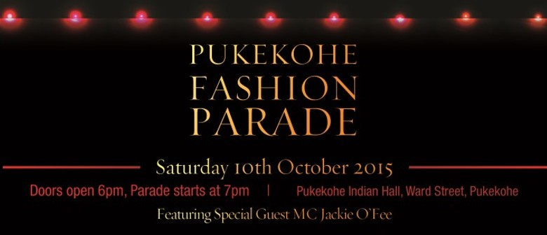 Pukekohe Fashion Parade