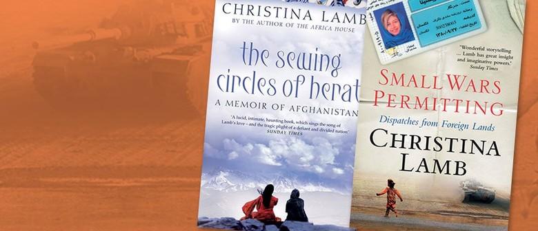 Displaced: Christina Lamb & Tracey Barnett