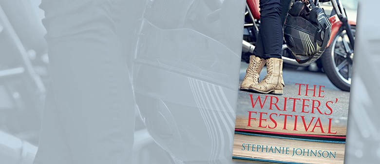 The Writers' Festival: Stephanie Johnson & Claire Mabey