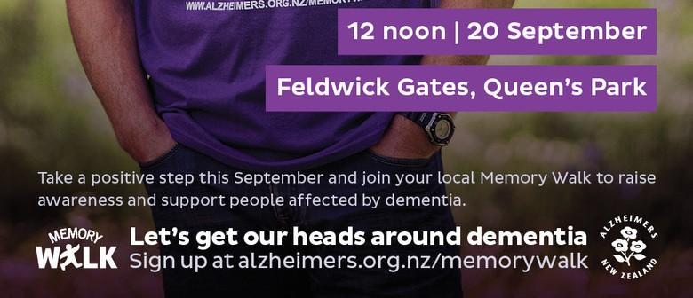 Alzheimers Southland Memory Walk