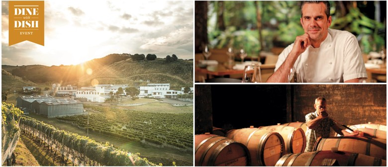 Dine with Dish Magazine and Esk Valley Wines