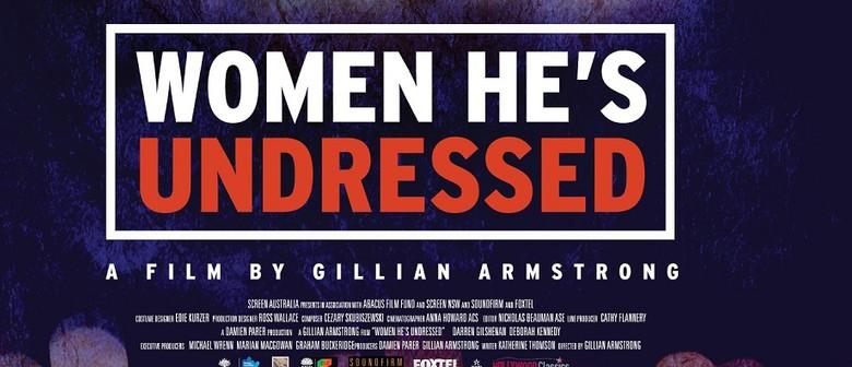 Flicks Cinema 'Women He's Undressed'