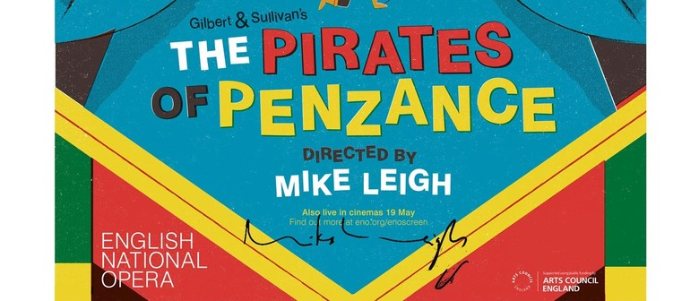 The Pirates of Penzance Special Screening