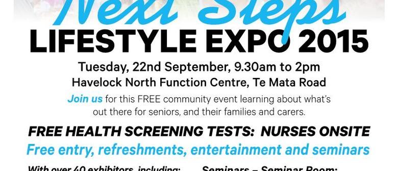 Next Steps Lifestyle Expo 2015
