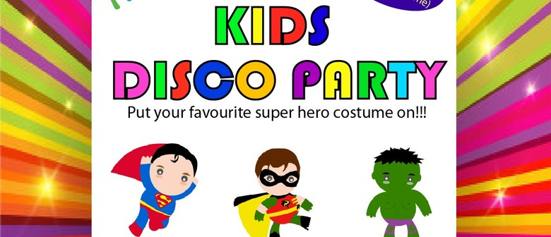 Kids Disco Party (Toddlers and Pre-schoolers)