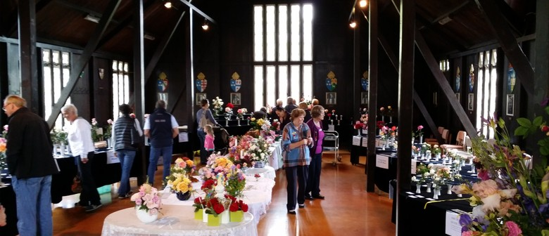 Auckland Rose Society Annual Show and Competition