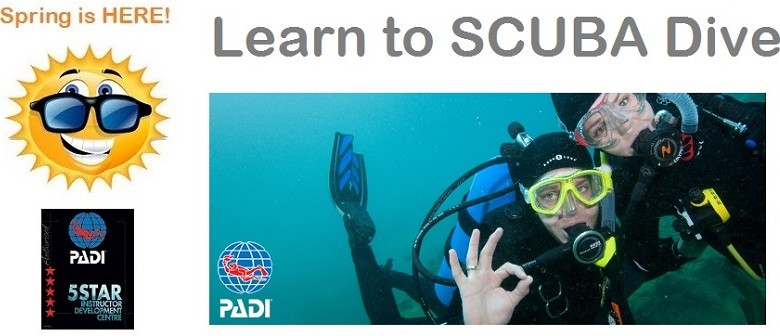 PADI Open Water Diver Course