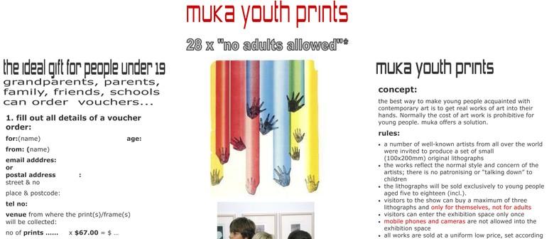 Muka Youth Prints