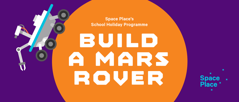 School Holiday Programme: Build a Mars Rover